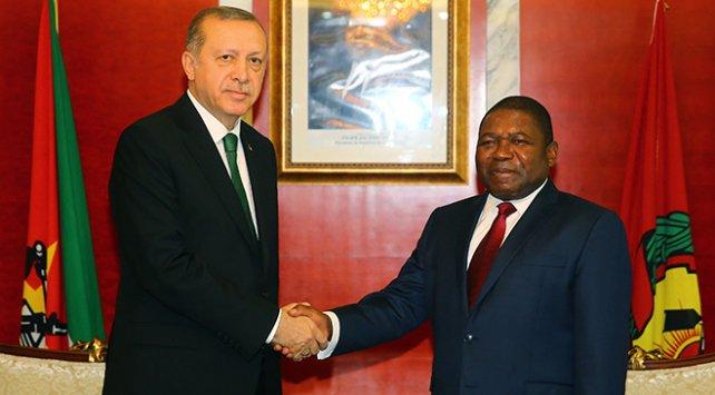 Cumhurbaşkanı Erdoğan: FETÖ ile mücadelede desteklerini istedik https:...