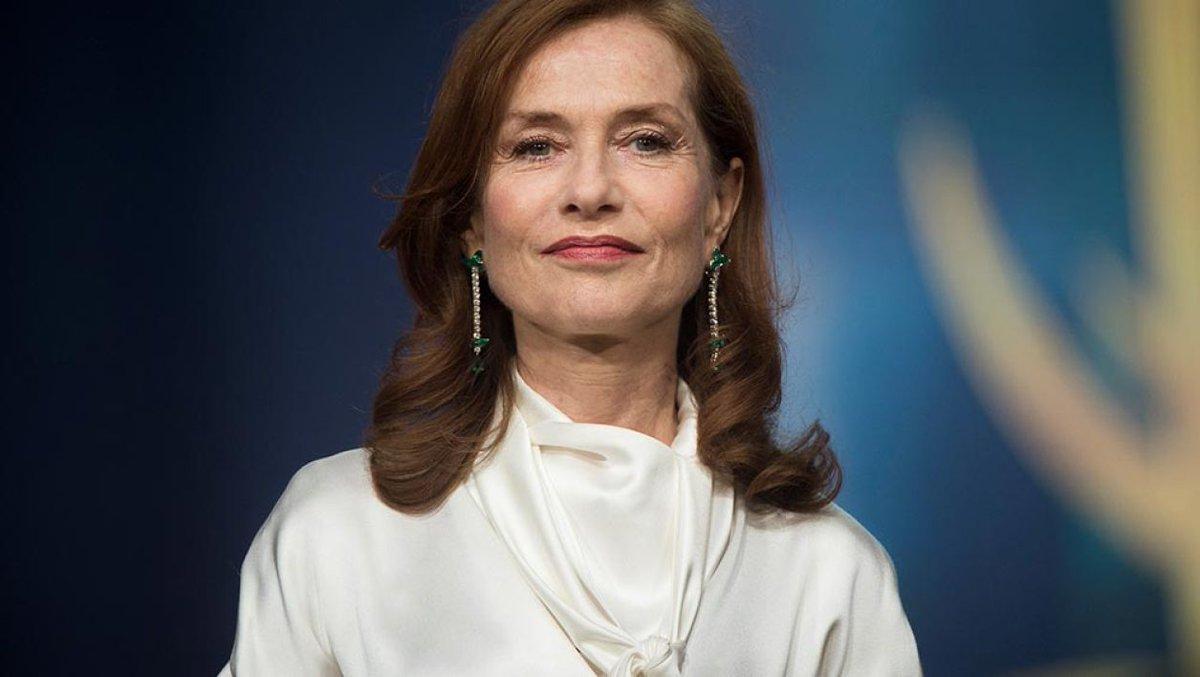 ALERTE INFO. Isabelle Huppert nommée aux Oscars dans la catégorie Meil...