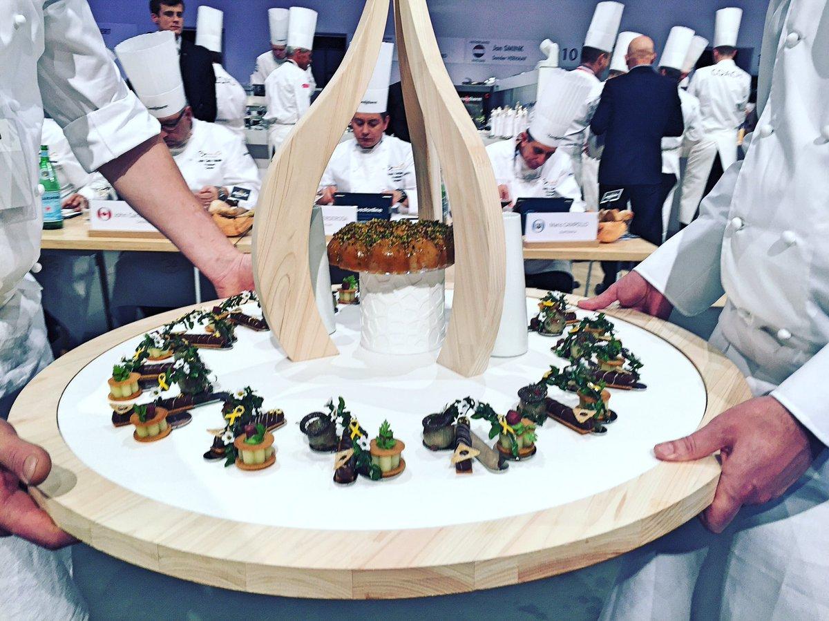 Фото конкурсных блюд поваров частности