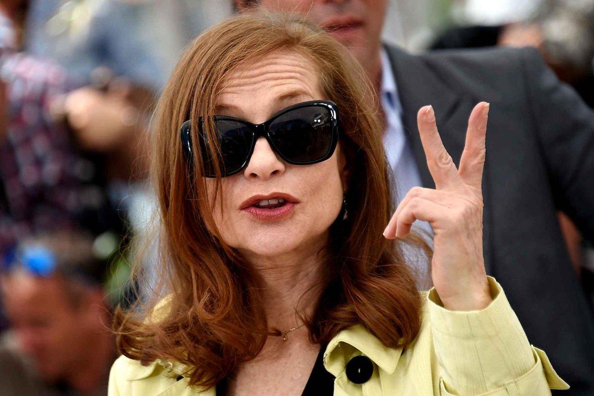 Isabelle Huppert nommée pour l'Oscar 2017 de la meilleure actrice http...
