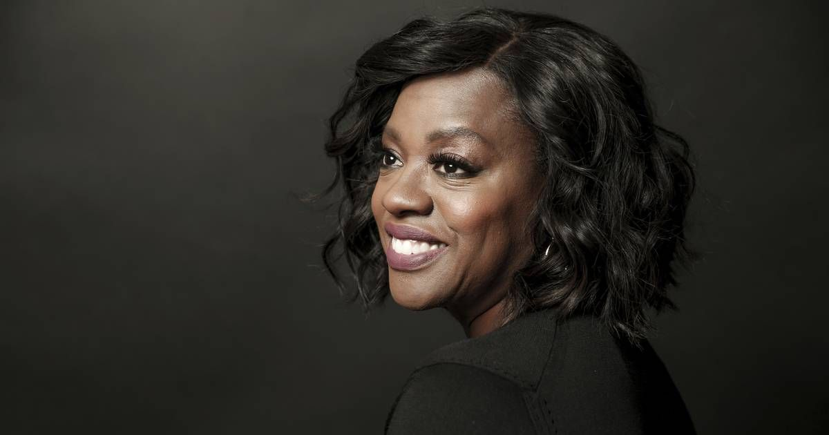 Viola Davis just became the first black actress to get 3 #OscarNoms ht...