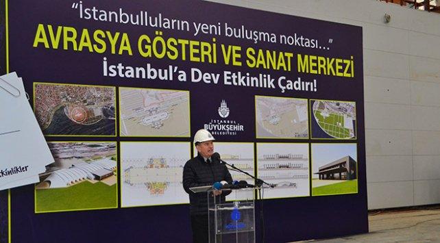 'Türkiye'nin en büyük kapalı alanı' İstanbul'a yapılıyor https://t.co/...