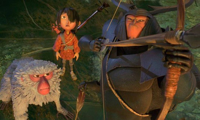 'Kubo e as cordas mágicas' é a primeira animação indicada ao Oscar em...