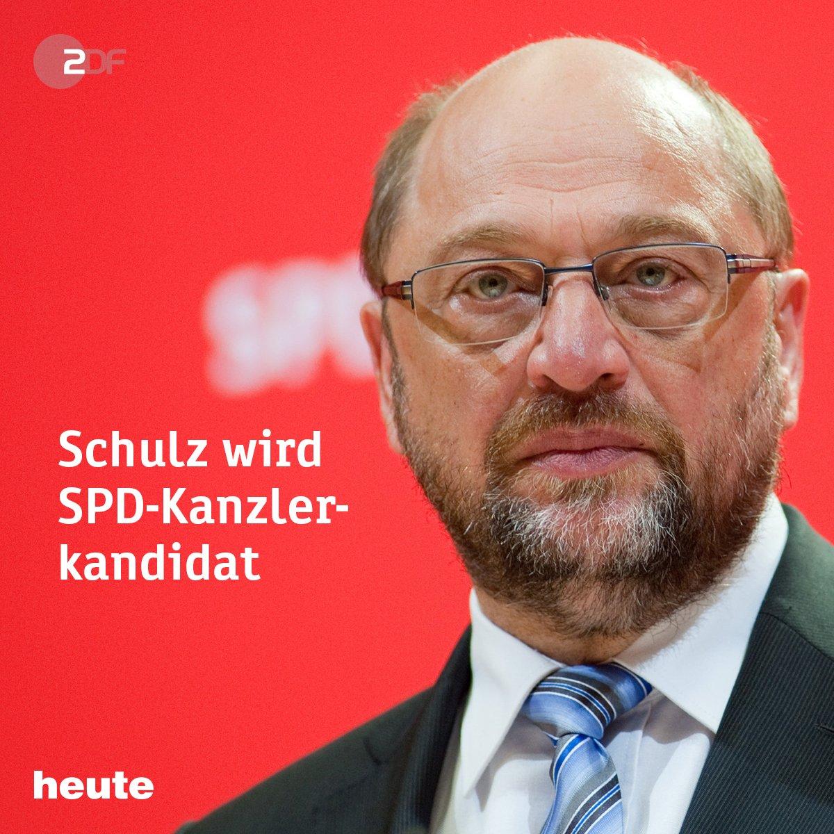 EIL+++ #Gabriel verzichtet, #Schulz wird SPD-Kanzlerkandidat. https://...