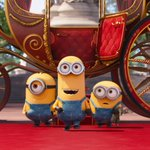 RT @Minions: Red carpet ready. #Minions #OscarNoms...
