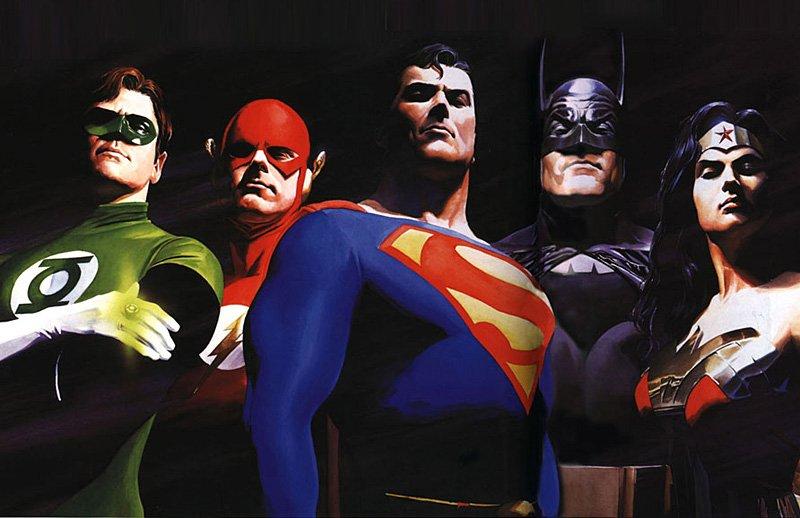Anthony & Joe Russo direct #JusticeLeague and #Shazam   #Alternati...