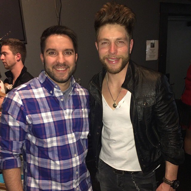 2 yrs ago I met @iamchrislane when I was hosting my first event at Joe...