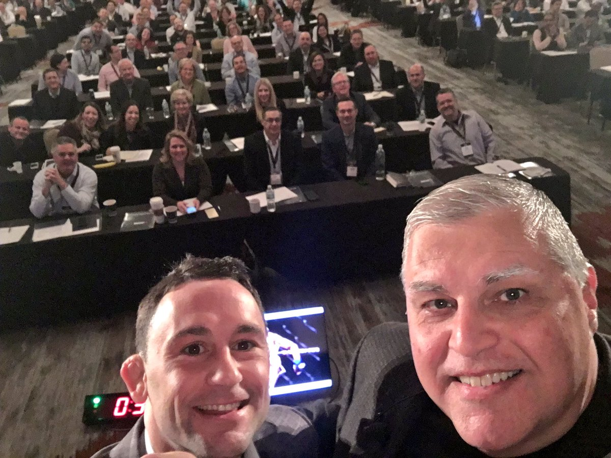 Honored to have my friend + @UFC legend @FrankieEdgar stop by our @virtustream 2017 Sales Kick-off 2day to tell his story. @DellTech #VKOM17