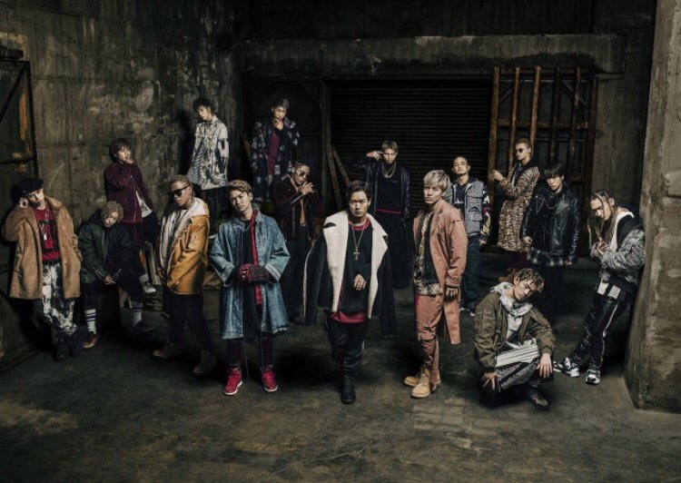 THE RAMPAGE from EXILE TRIBE 本日1/25(水)メジャーデビュー!!! …