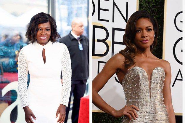 Viola Davis, Naomie Harris, and Octavia Spencer have made Oscars history