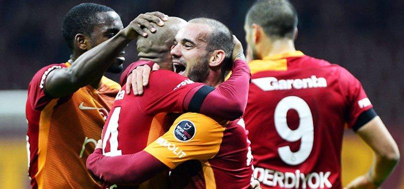 Galatasaray'ın kupa maçı 11'i belli oldu! https://t.co/uPxFKxEaKg http...