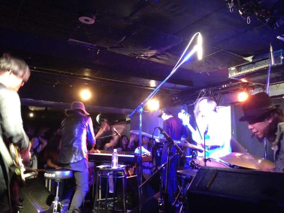 渋谷LUSHでのEcho Nightリリース前夜祭LINE LIVEありがとうございました! たっぷ…