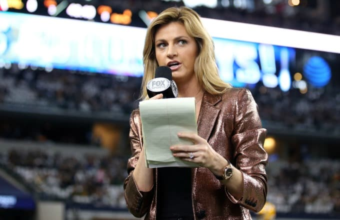 Erin Andrews reveals she was secretly battling cancer during 2016 NFL...