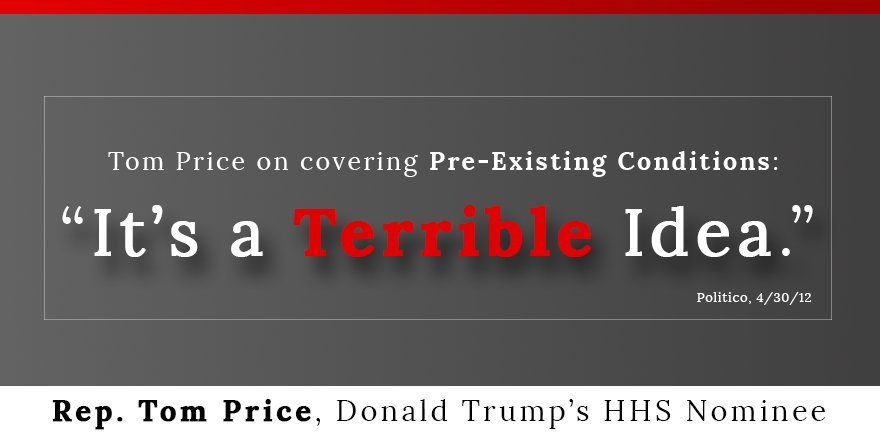 Does @RepTomPrice still think patient protections are a terrible idea?...