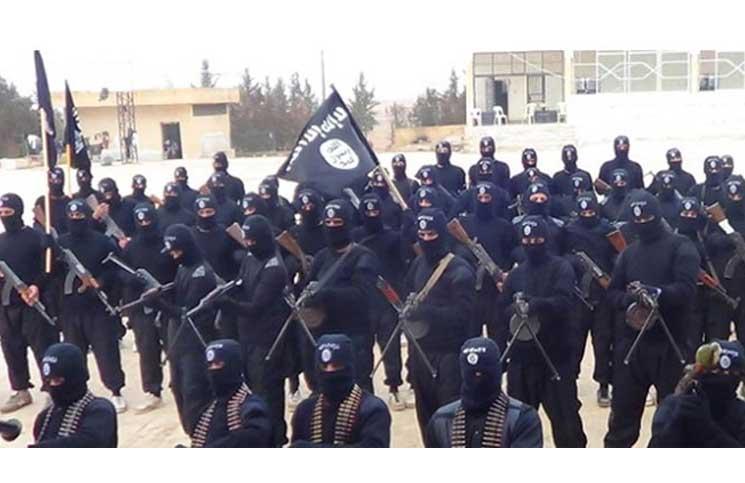 ИГИЛ. Перемещения