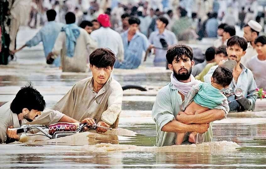 natural disasters essay in telugu