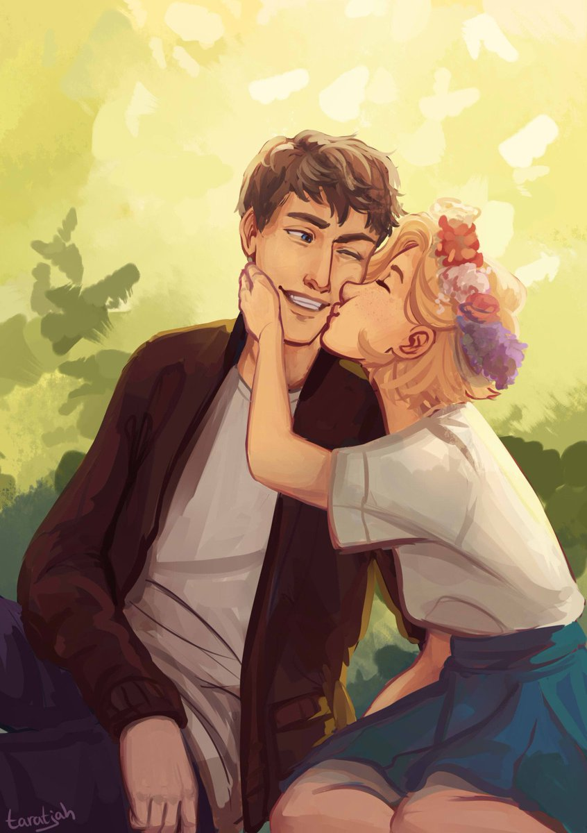 "Tara on Twitter: ""Cress and thorne for the lunar chronicles shipweeks ^^… """