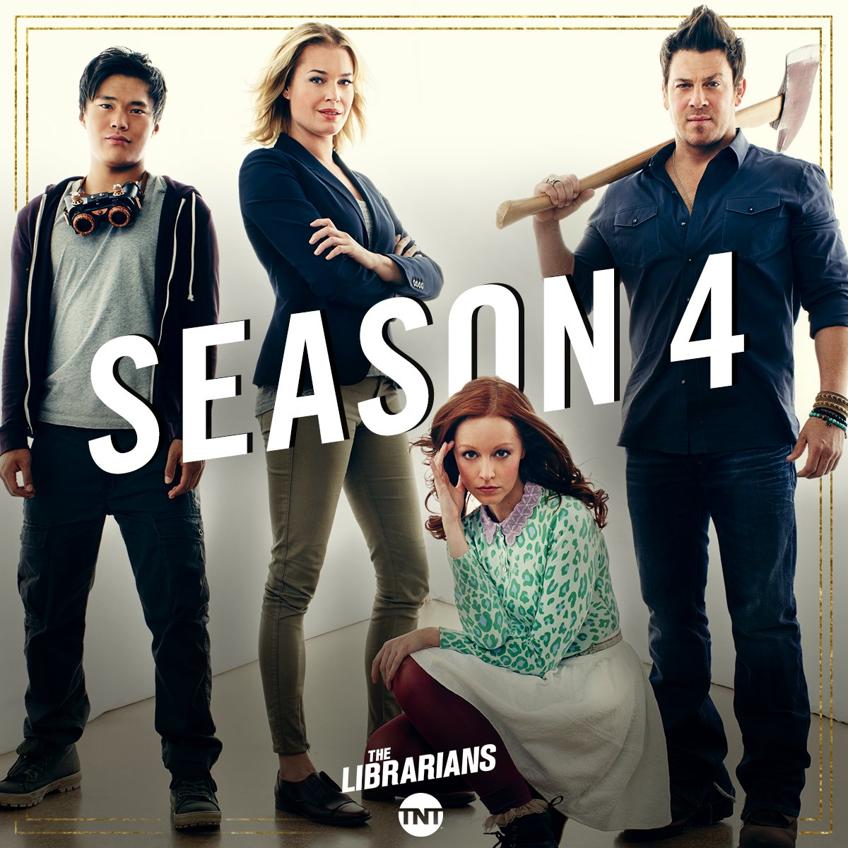 It is with profound joy that i get to tell you #TheLibrarians has been officially picked up for season 4! https://t.co/ctq8sdL9Ws