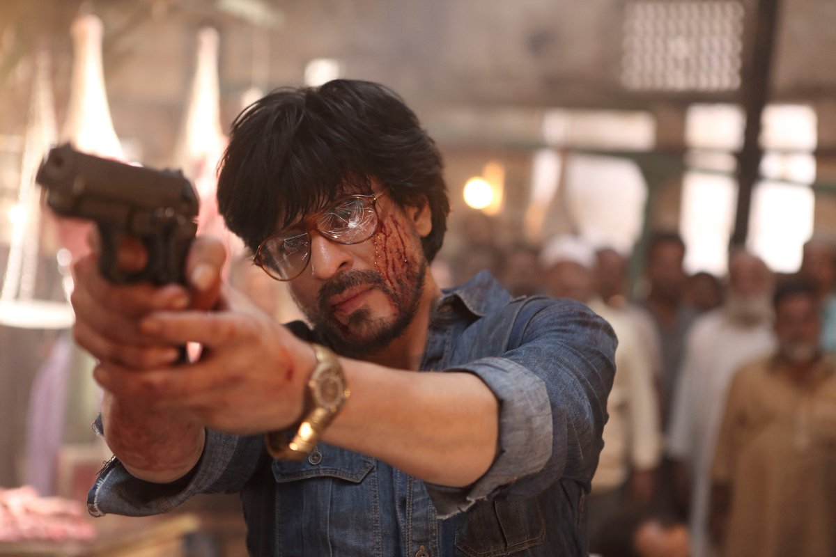 55c213ac96  Raees movie review  SRK is sensational. There s no stopping this one. An  outright winner. Just don t miss it! Link  http   bit.ly 2jVS44y pic.twitter.com   ...
