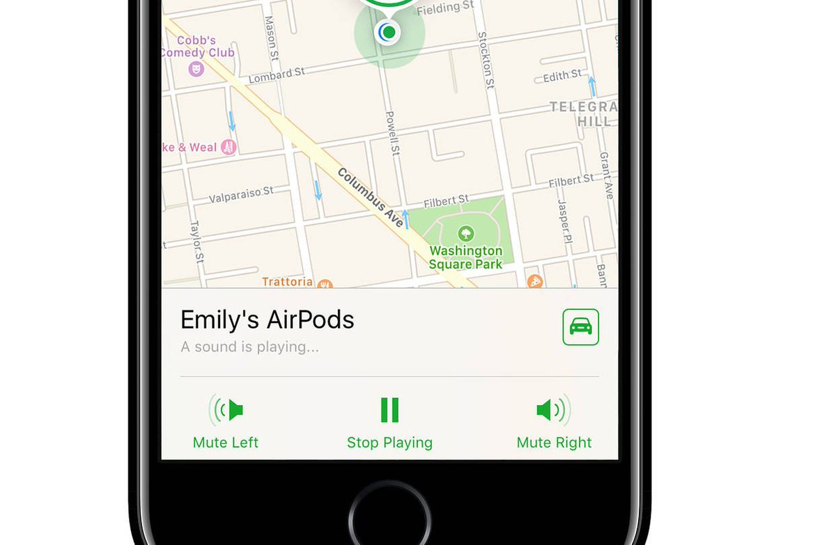 And there it is! Find My AirPods, coming to iOS 10.3. https://t.co/nHeUi6z63b https://t.co/zlZgknVKYT