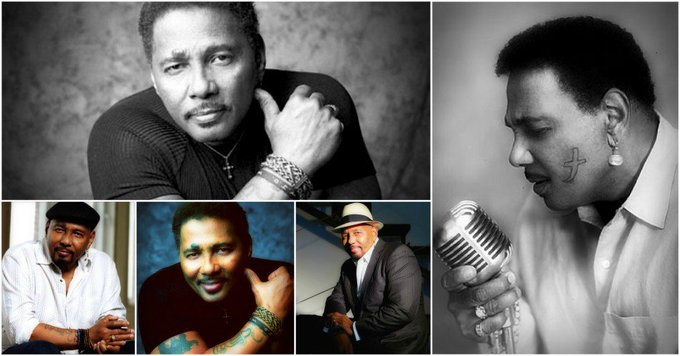 Happy Birthday to Aaron Neville (born January 24, 1941)