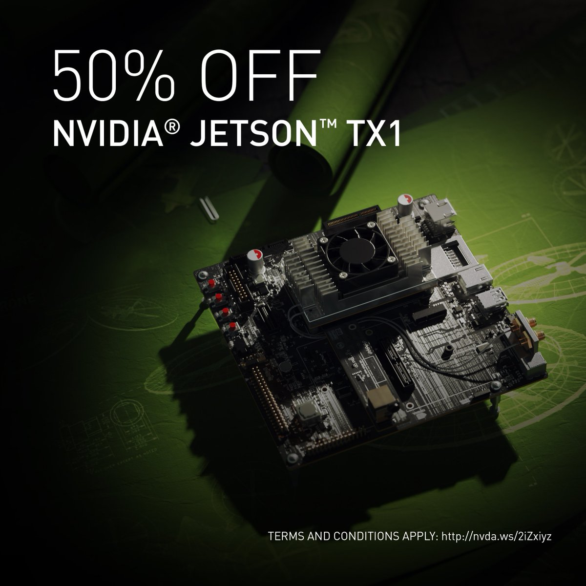 NVIDIA Embedded on Twitter: