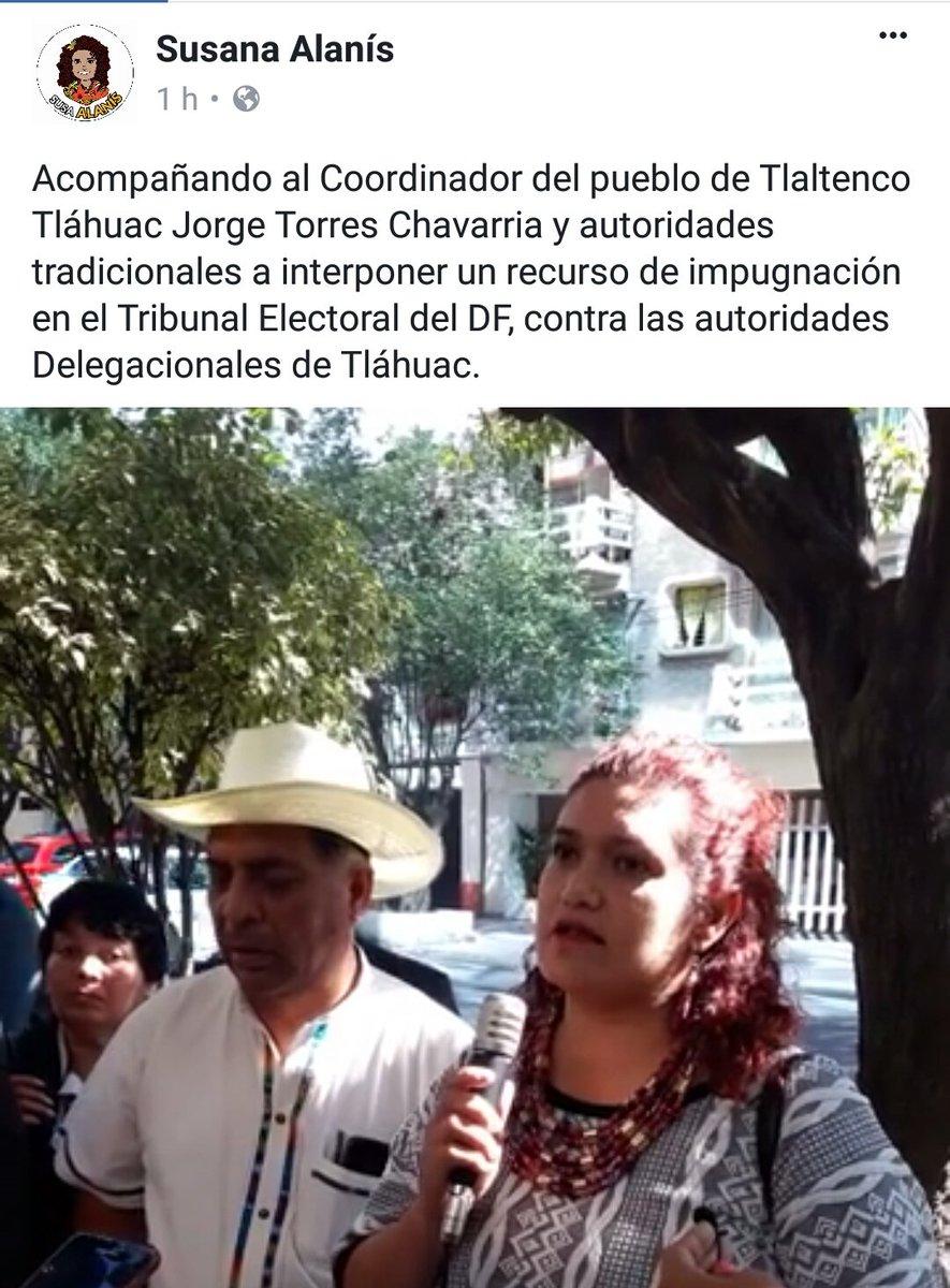 #MexicoUnidoYFuerte  #QuieroQueSepasQue SecretaríaNacional d #DerechosMetropolitanos apoya #PueblosyBarriosOriginarios dla #CDMX #Tláhuac<br>http://pic.twitter.com/EquG7AUPHK
