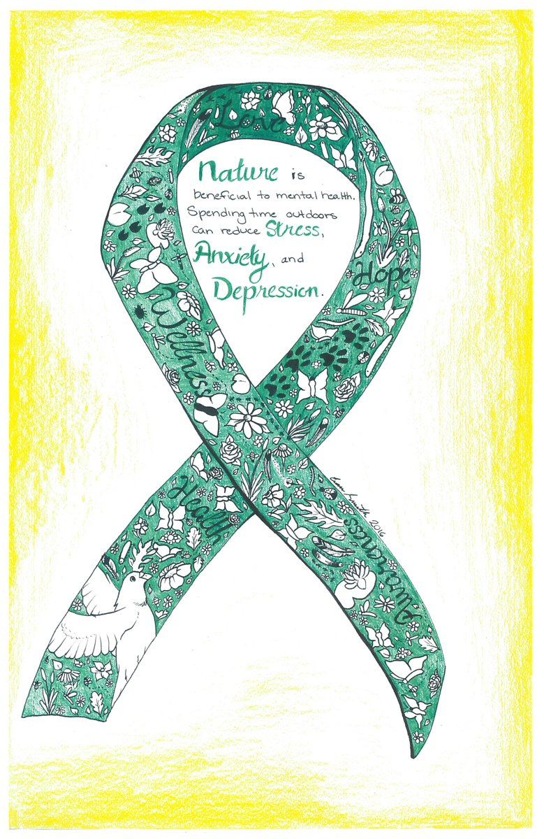 LDCSB On Twitter Here Is One Of The Winners Recent Mental Health Poster Contest Held In Secondary Schools MentalHealthMatters