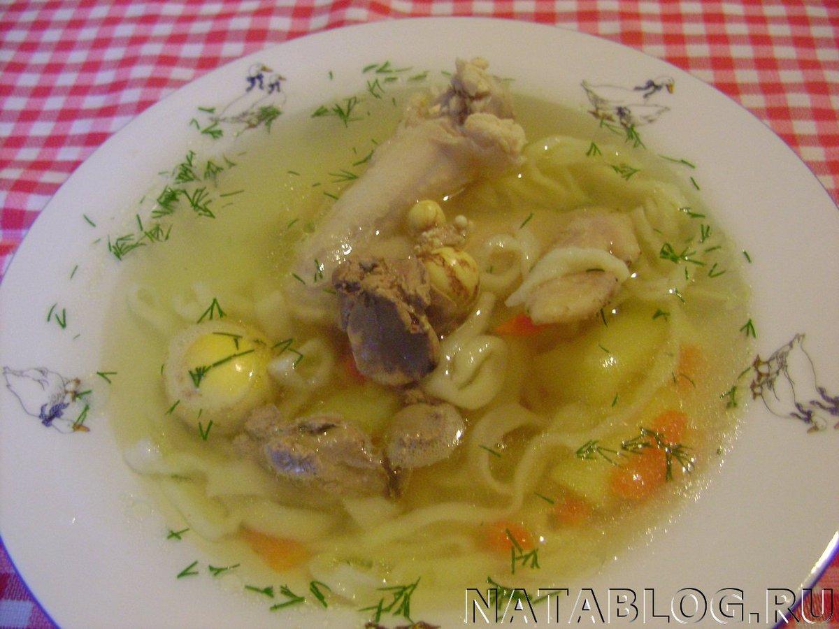 Вкусный куриный суп с лапшой пошаговый рецепт с фото