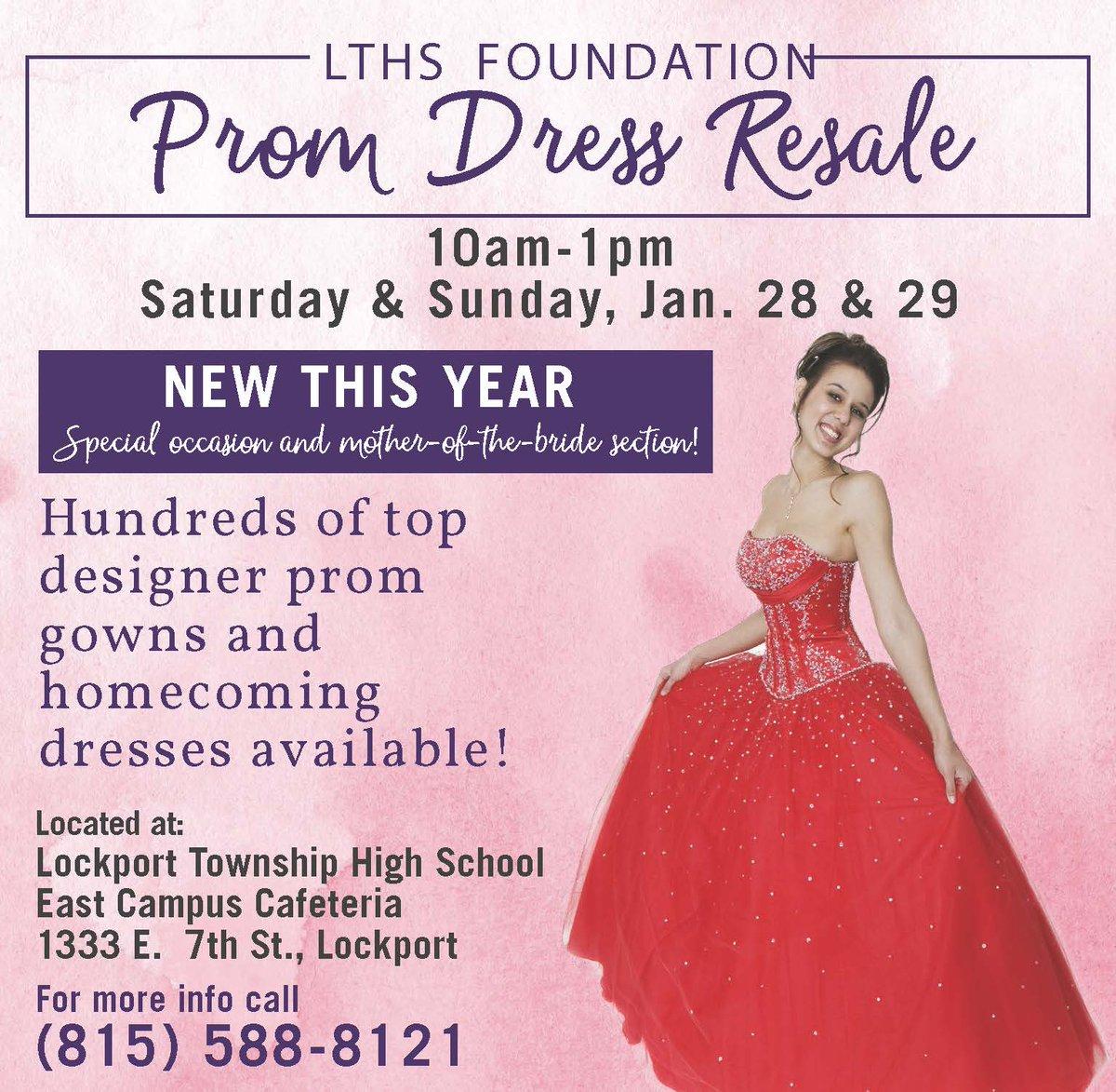 Prom dress resale 4 kids