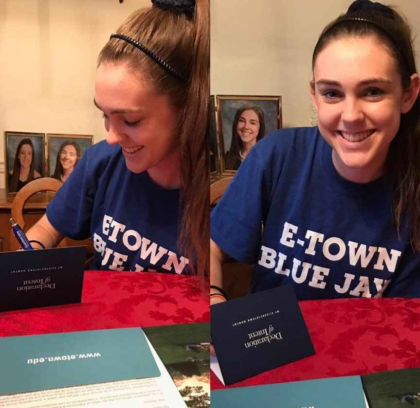 """Other schools were great, but they just weren't E-town. I knew I wanted to be a part of everything E-town has to offer."" #etown2021 https://t.co/BpujpWhYQg"