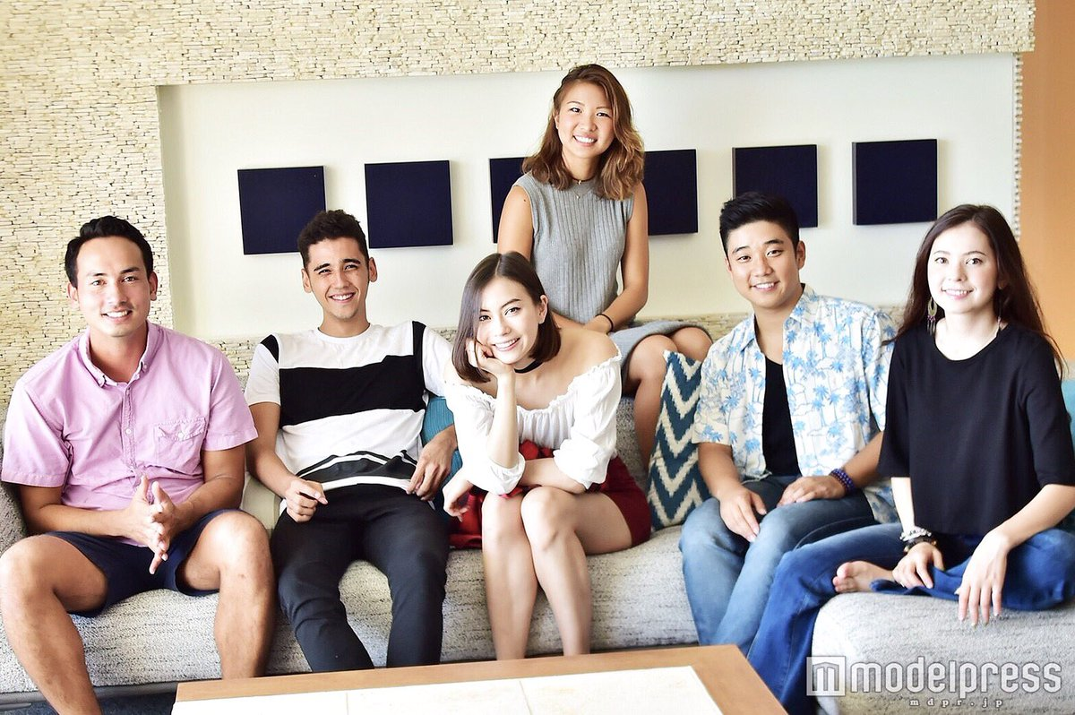 Terrace house th6tv twitter for Terrace house aloha state