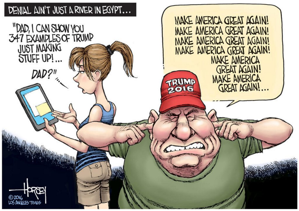 Image result for cartoons TRUMP'S ANGRY SUPPORTERS