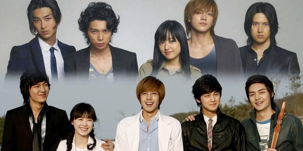Poll: Japanese vs. Korean versions of popular dramas