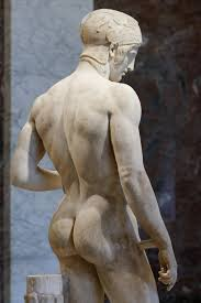 It\'s Ares Borghese. Ares Borghese had the best butt.