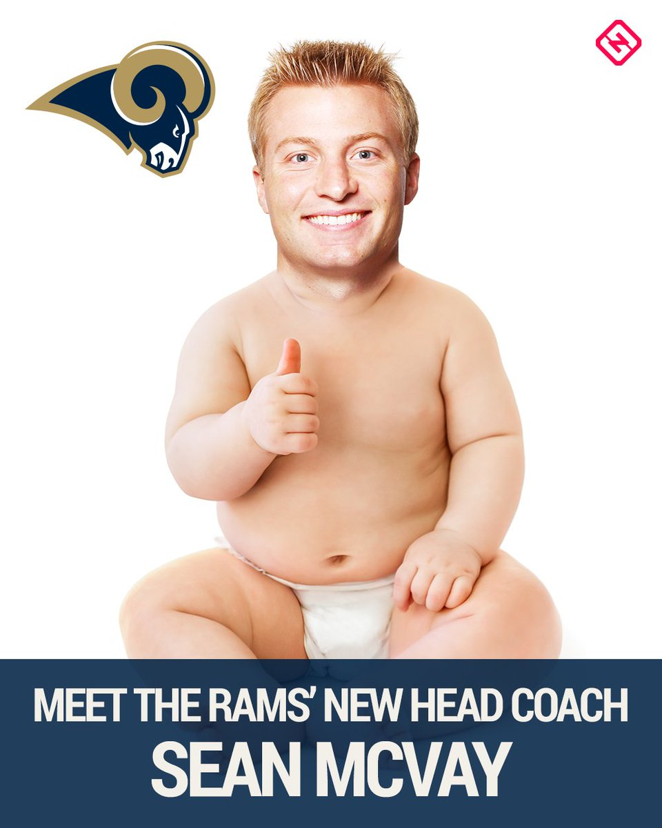 Sporting News On Twitter Sean Mcvay Is 30 Years Old Less Than Half The Age Of The Other 2 Current Coaches In His Division Pete Carroll 65 And Bruce Arians 64 Https T Co B1uovrvlvy