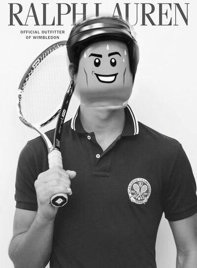 Omg so happy with the @RalphLauren shoot #sidehustle #tennishunk https://t.co/SVQPkeqoe1