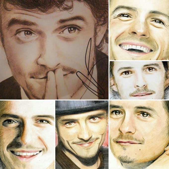 Happy birthday!! Orlando bloom