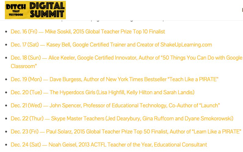 Matt Miller On Twitter Check Out These Amazing Presenters