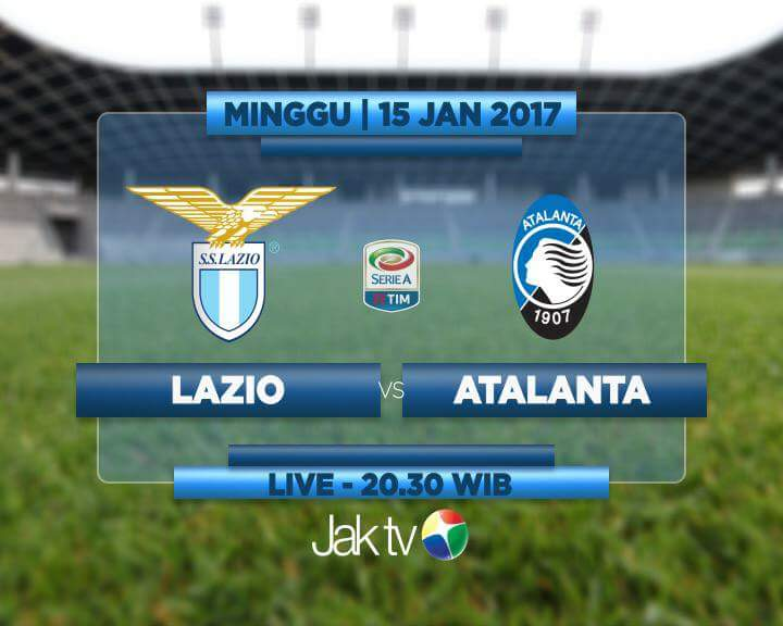 PERDANA! untuk pertama kalinya @JaktvCom menyiarkan LIVE pertandingan Lazio musim ini.  Grazie @JaktvCom https://t.co/ccqmj2pZkp