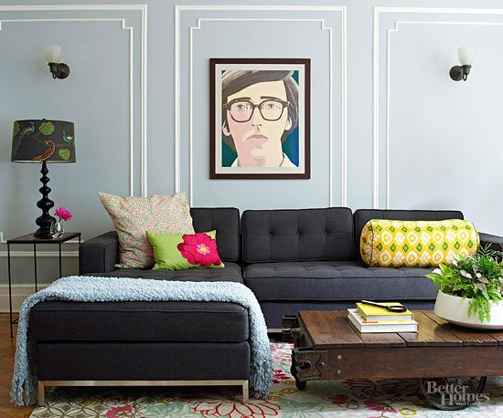 House Tours: Eclectic Brooklyn Apartment