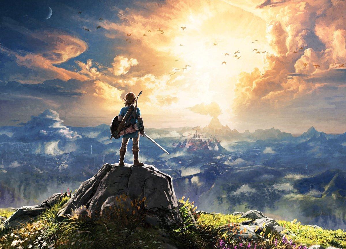 ¡TLOZ: Breath of the Wild sale el 3 de marzo junto a #NintendoSwitch!  #NintendoSwitchPresentation https://t.co/vVvWJdYgRh