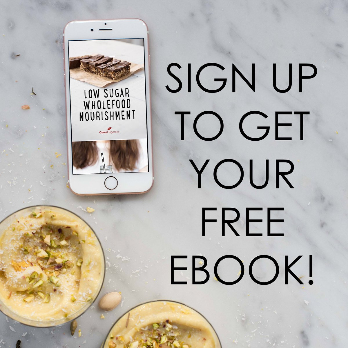 FREE Low Sugar Wholefood Nourishment ebook 🍪🍦 Get your copy here https://t.co/zpEXcmD5rV https://t.co/EXETVVFbkT
