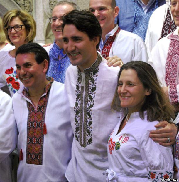 Канада не намерена рассматривать отмену санкций против России, - Фриланд - Цензор.НЕТ 1312