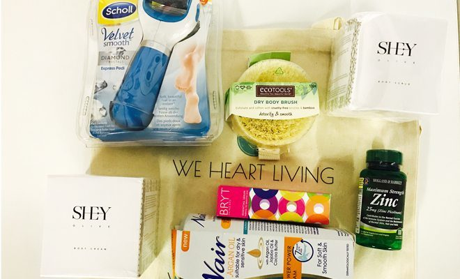 Win a bundle of skincare goodies