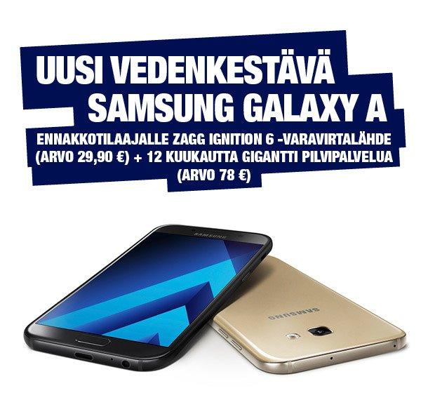 Samsung, galaxy, s8 älypuhelin (musta) - Matkapuhelimet, gigantti Samsung, galaxy, a6 älypuhelin (kulta) - Matkapuhelimet, gigantti Älypuhelimet: Galaxy älypuhelimet 4G 3G, samsung, suomi