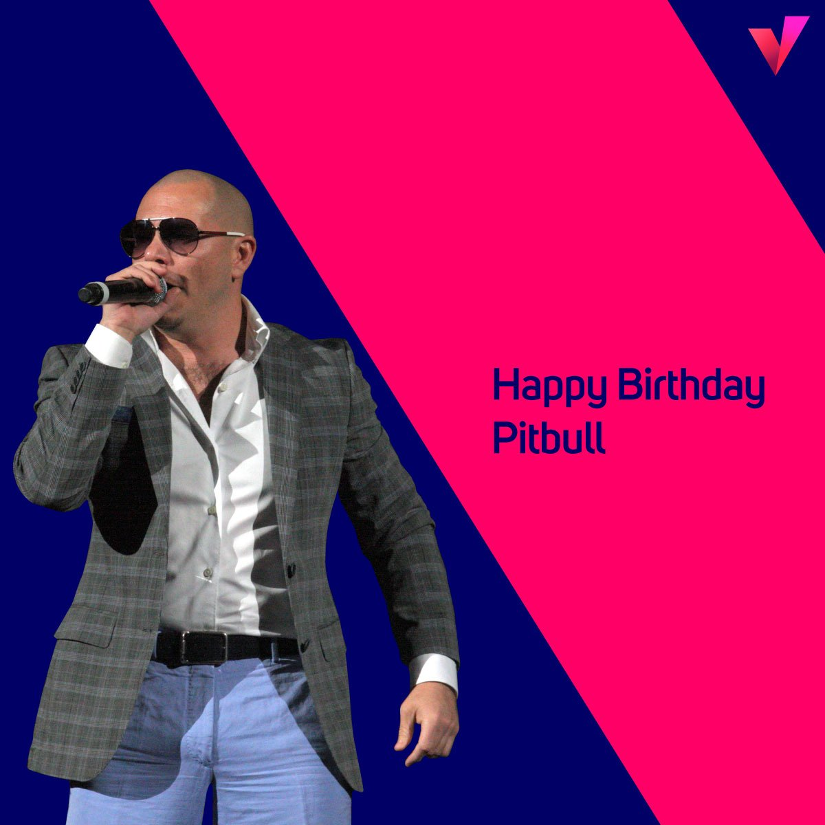 Happy Birthday to one of our favourite rappers @pitbull! #HappyBirthda...