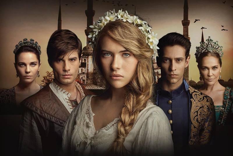 Великолепный век 4 сезон смотреть онлайн на русском языке бесплатно