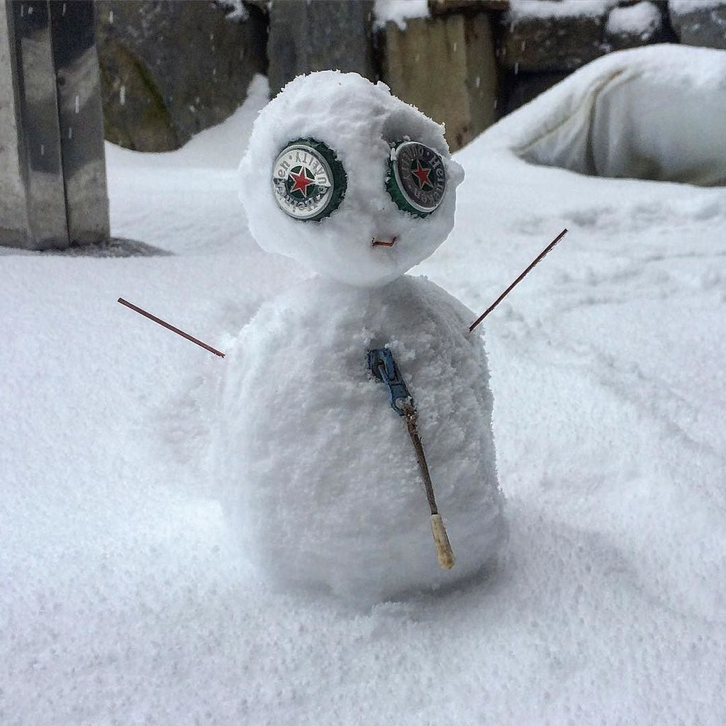 test Twitter Media - Only a small amount of time to make a snowman 😃 #snow #snowman #snowing #morzine #winter https://t.co/HSkzT89i24