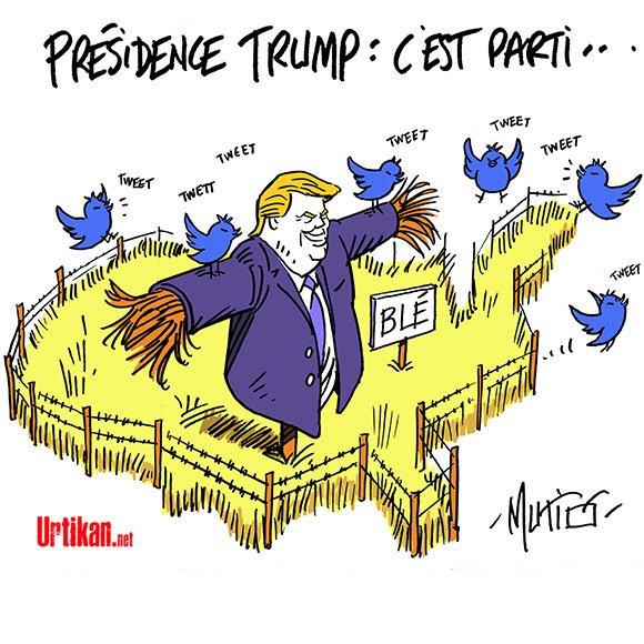 La #conference de #presse de #Trump enflamme les #reseauxsociaux #DessinDuJour de Mutio #TrumpPresident #TrumpLeaks  http://www. urtikan.net/dessin-du-jour /la-conference-de-presse-de-trump-enflamme-les-reseaux-sociaux/ &nbsp; … <br>http://pic.twitter.com/Uqth3Sxnmp